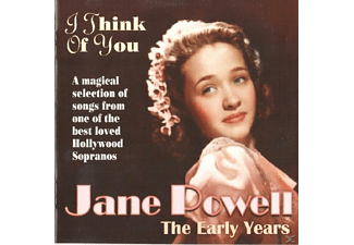 Jane Powell - I Think Of You - (CD)