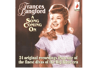 Frances Langford - A Songs Coming On - (CD)