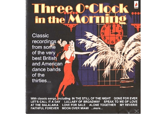 VARIOUS - Three O' Clock In The Morning [CD]