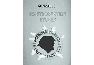 Chilly Gonzales - Re-Introduction Etudes [CD + Buch]