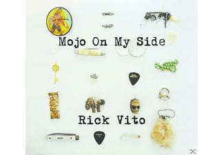 Rick Vito - Mojo On My Side - (CD)