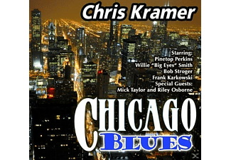 Chris Kramer - Chicago Blues-englisch - (CD)