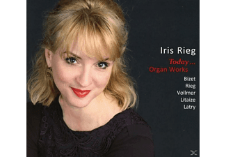 Iris Rieg - Today... Organ Works - (CD)