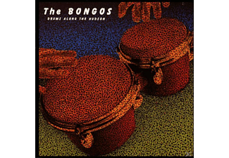 Bongos - Drums Along The Hudson [CD]
