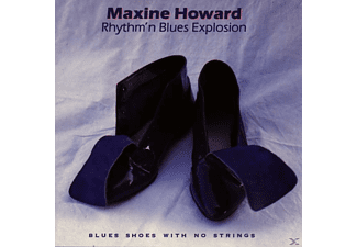Maxine Howard - Blues Shoes With Strings [CD]