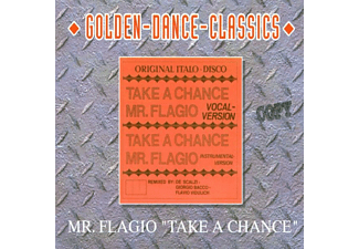 MR.FLAGIO - Take A Chance - (Maxi Single CD)