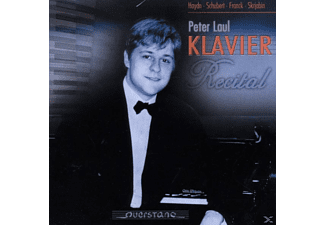 Peter Laul - Klavier Recital - (CD)