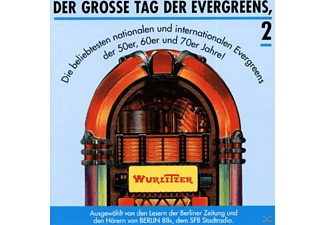 VARIOUS - Der Grosse Tag Der Ever Vol.2 - (CD)
