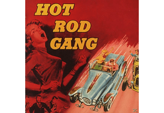 VARIOUS - Hot Rod Gang - (CD)