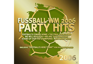 VARIOUS - Fussball WM 2006 Party Hits - (CD)