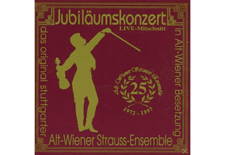 Alt Wiener Strauss Ensemble - Strauss Jubilaumskonzert - (CD)
