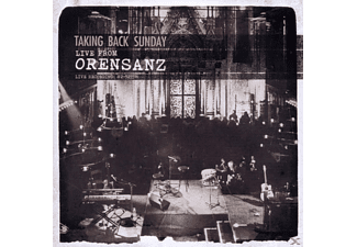 Taking Back Sunday - Live From Orensanz - (CD)