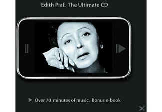Edith Piaf - The Ultimate Cd - (CD)