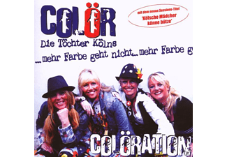 Colör - Coloeration - (CD)