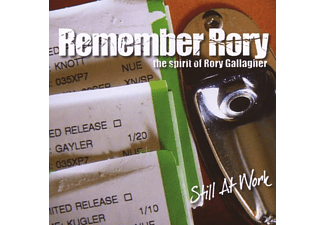 Remember Rory - Still At Work [CD]