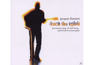 Jacques Stotzem - Catch The Spirit [CD]
