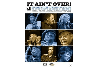 VARIOUS - It Ain T Over. Delmark 55 Year Blue - (DVD)