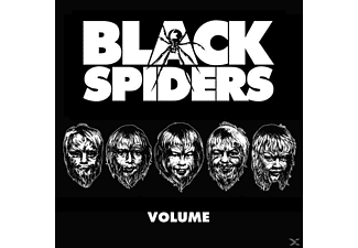 Black Spiders - Volume - (Vinyl)