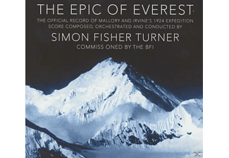 Simon Fisher Turner - The Epic Of Everest - (CD)