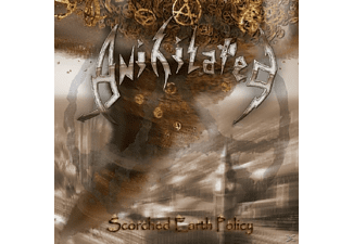 Anihilated - Scorched Earth Policy 2010 - (CD)