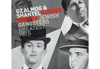 Oz Almog & Shantel / Various - Kosher Nostra [CD]