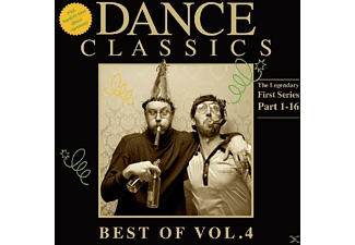 VARIOUS - Dance Classics Best Of 4 - (CD)