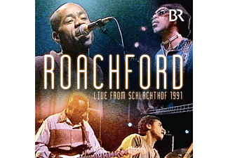 Roachford - Live From Schlachthof 1991 - (CD)