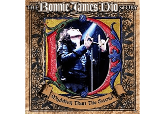 Dio Ronnie James - THE RONNIE JAMES DIO STORY [CD]