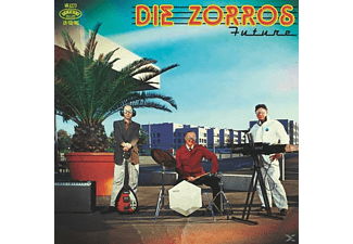 Die Zorros - Future (LP+CD) - (LP + Bonus-CD)