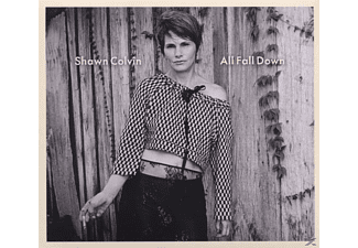 Shawn Colvin - All Fall Down [CD]
