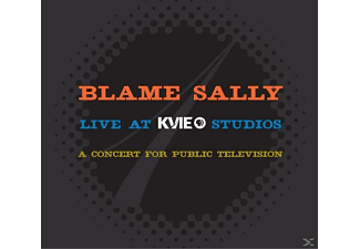 Blame Sally - Live At KVIE Studios - (CD)