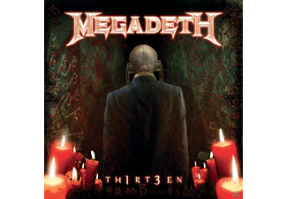 Megadeth - Th1rt3en - (Vinyl)