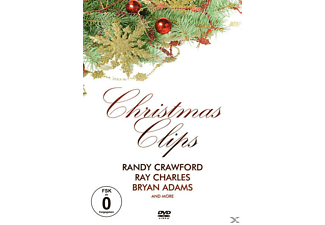 VARIOUS - Christmas Clips - (DVD)