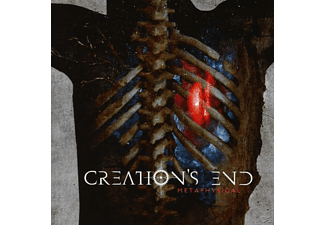 Creations End - Metaphysical [CD]