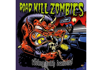 Road Kill Zombies - Riding With Demons - (Vinyl)