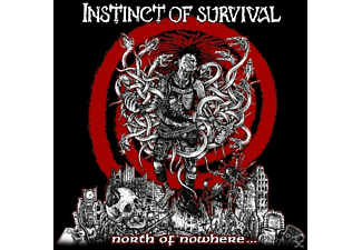 Instinct Of Survival - North Of Nowhere - (Vinyl)