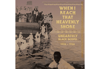VARIOUS - When I Reach That Heavenly Shore - (CD)