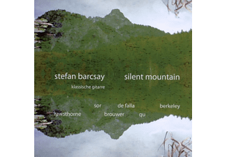 Stefan Barcsay - Silent Mountain - (CD)