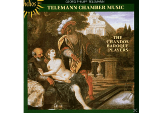 The Chandos Baroque Players - Telemann Chamber Music - (CD)