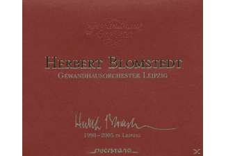 Gewhausorchester Leipzig, Blomstedt/Gewandhausorch.Leipzig - Herbert Blomstedt 1998-2005 Leipzig - (CD)
