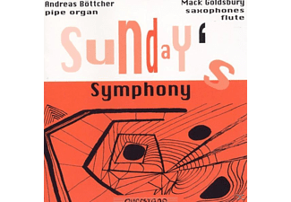 Mack Goldsbury - Sunday's Symphony - (CD)