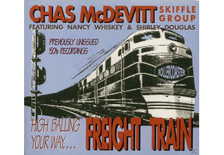 Chas Mcdevitt - Freight Train (1956-59) - (CD)