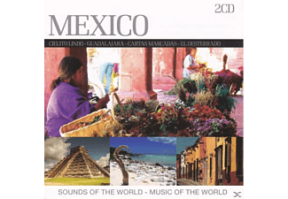 VARIOUS - Sounds Of Mexico - (CD)