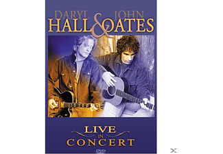 Hall & Oates - Live In Concert [DVD]
