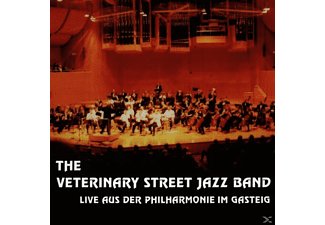 The Veterinary Street Jazz Band - Live Aus Der Philharmonie... [CD]