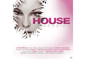 VARIOUS - Hot House Session - (CD)