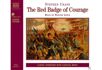 The Red Badge Of Courage - 4 CD - Hörbuch