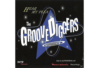 The Groove Diggers - Hear My Plea - (CD)