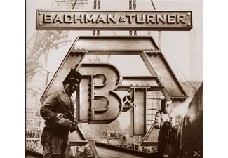 Turner Overdrive - Bachman & Turner [CD]