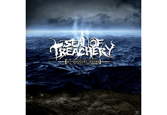 Sea Of Treachery - At Daggers Drawn [CD]